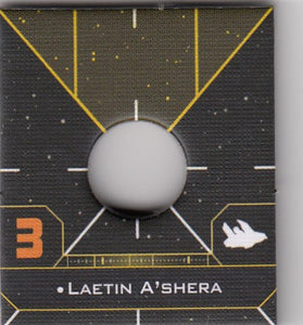 Laetin A'Shera & Cartel Spacer