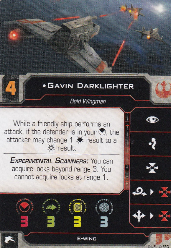 Gavin Darklighter