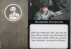 Seasoned Navigator