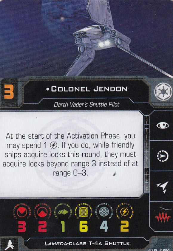 Colonel Jendon