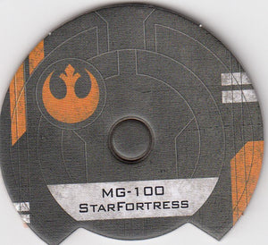 MG-100 StarFortress (Resistance Dial)