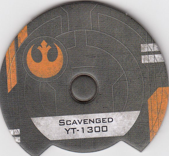 Scavenged YT-1300 (Resistance Dial)