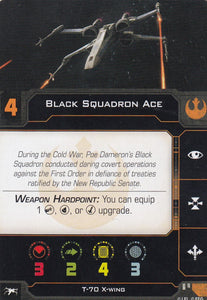 Black Squadron Ace (RE)