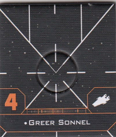 Greer Sonnel & Blue Squadron Recruit