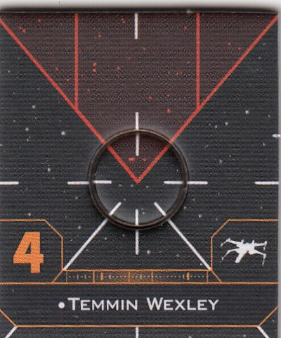 Temmin Wexley & Blue Squadron Rookie
