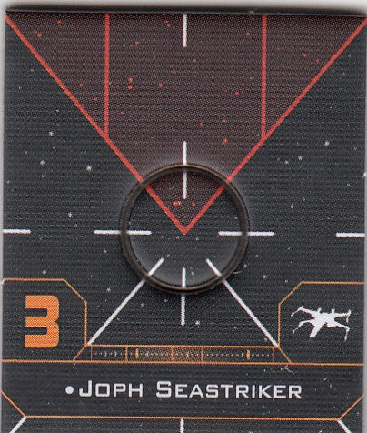 Joph Seastriker & Blue Squadron Rookie