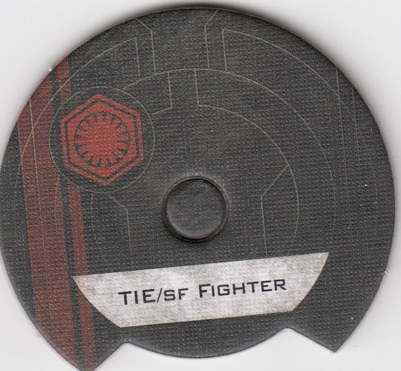 Tie/SF Fighter (First Order Dial)