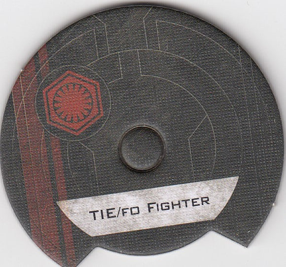 Tie/FO Fighter (First Order Dial)