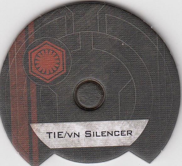 Tie/VN Silencer (First Order Dial)