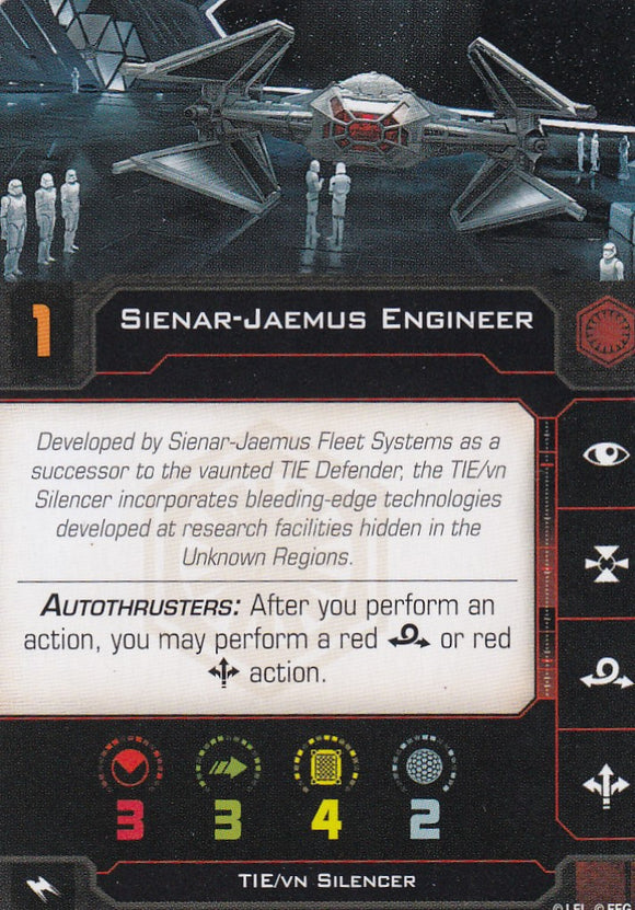 Sienar-Jaemus Engineer