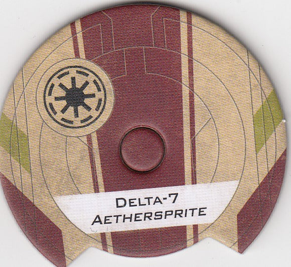 Delta-7 Aethersprite (Galactic Republic Dial)