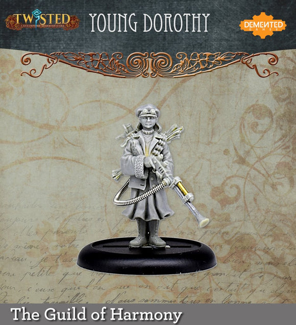 Young Dorothy (Resin)
