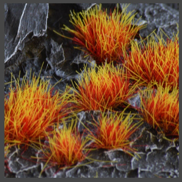 Alien Fire (6mm) Wild Tufts