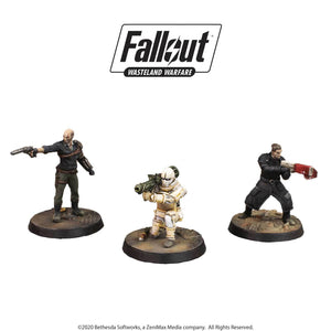 Fallout: Wasteland Warfare - Institute Covert Operations