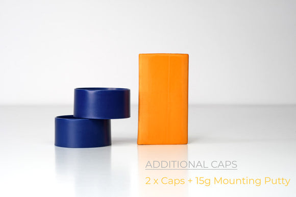 RGG360 - 2x additional Painting Handle caps – Blue