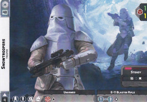 Snow / Fleet Troopers (DS)