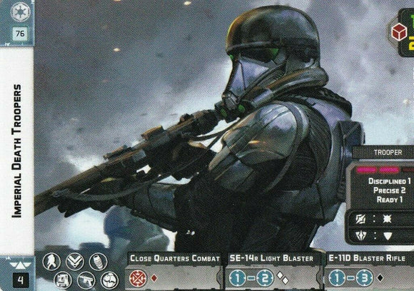 Legion Promo Death Troopers
