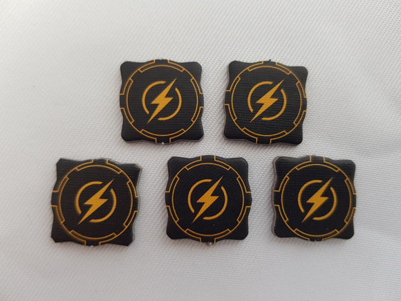 Standard Charge Token x 5