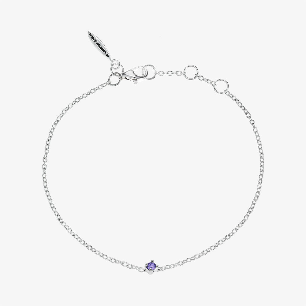 Birthstone Bracelet December