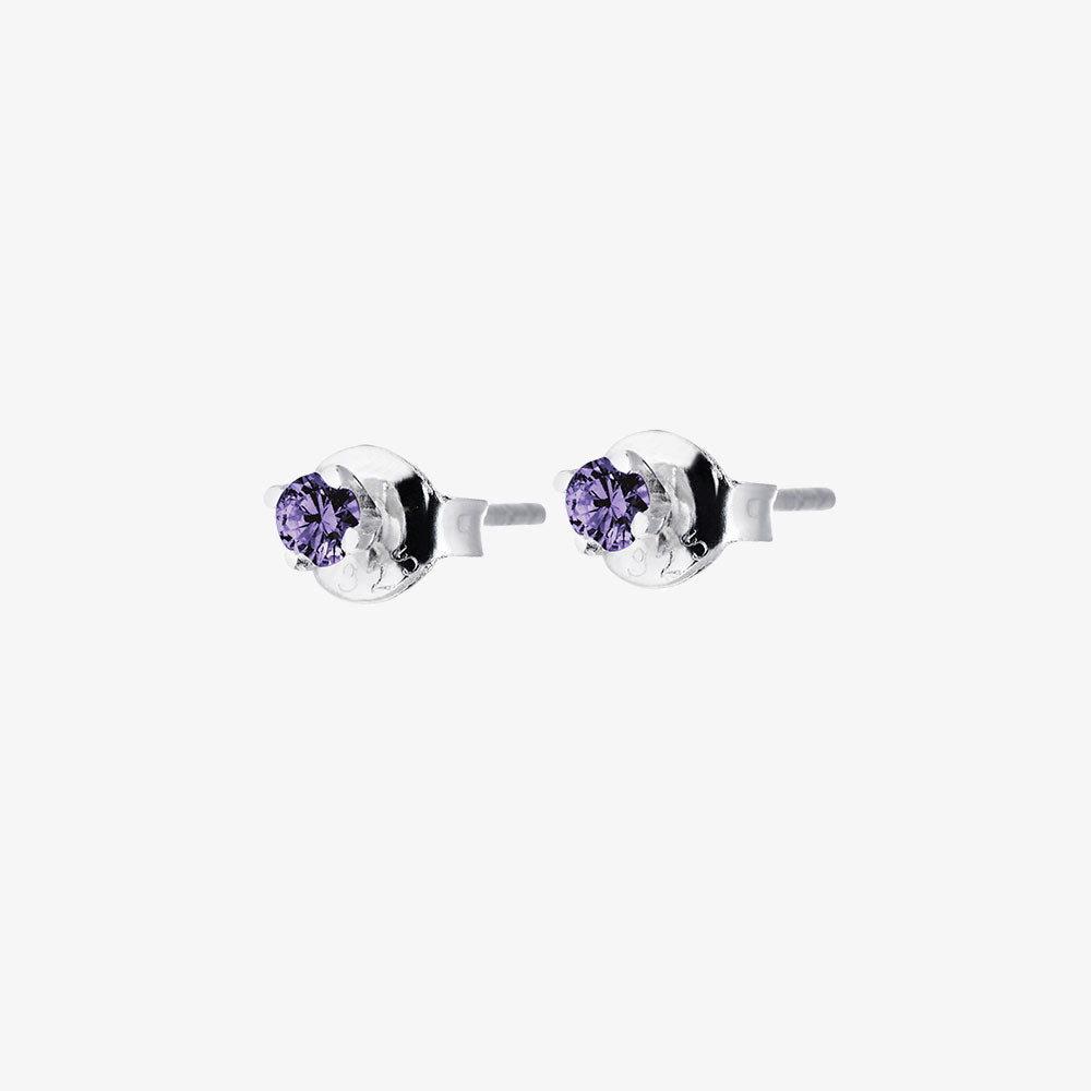 Birthstone Studs December