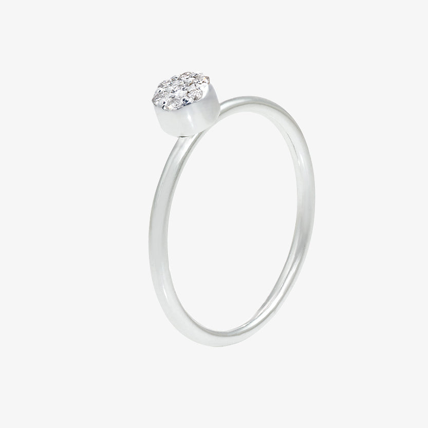 Diamond Sky Ring
