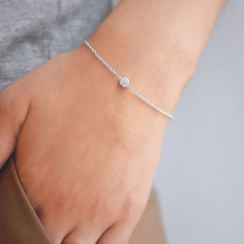 Diamond Sky Single Bracelet