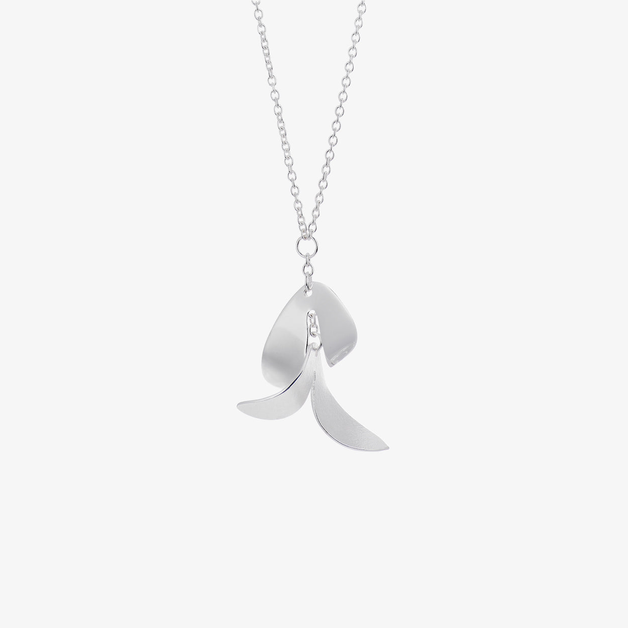 Flora single necklace