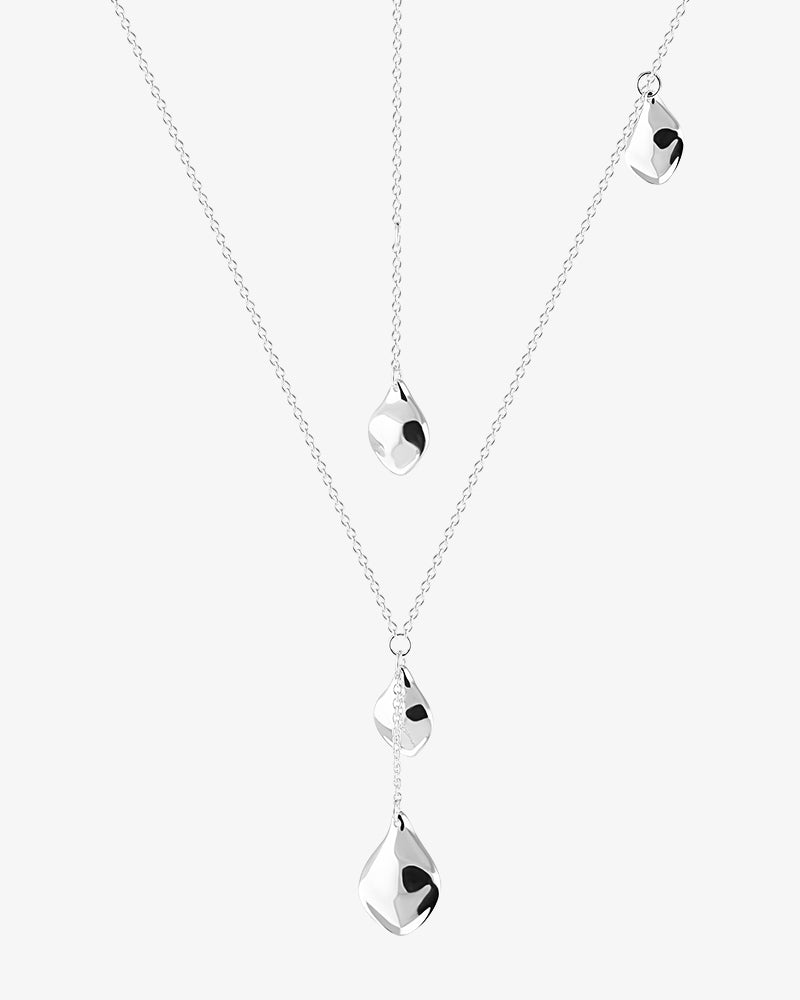 Gaia's Grace small single necklace long