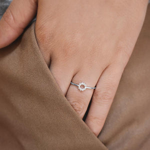 Infinity Drop Ring