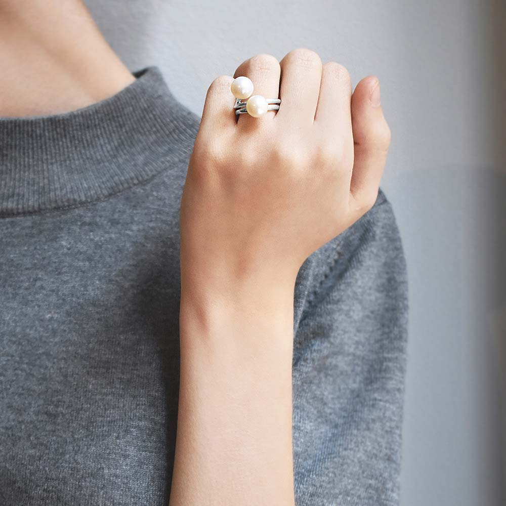 Le Pearl Single Ring