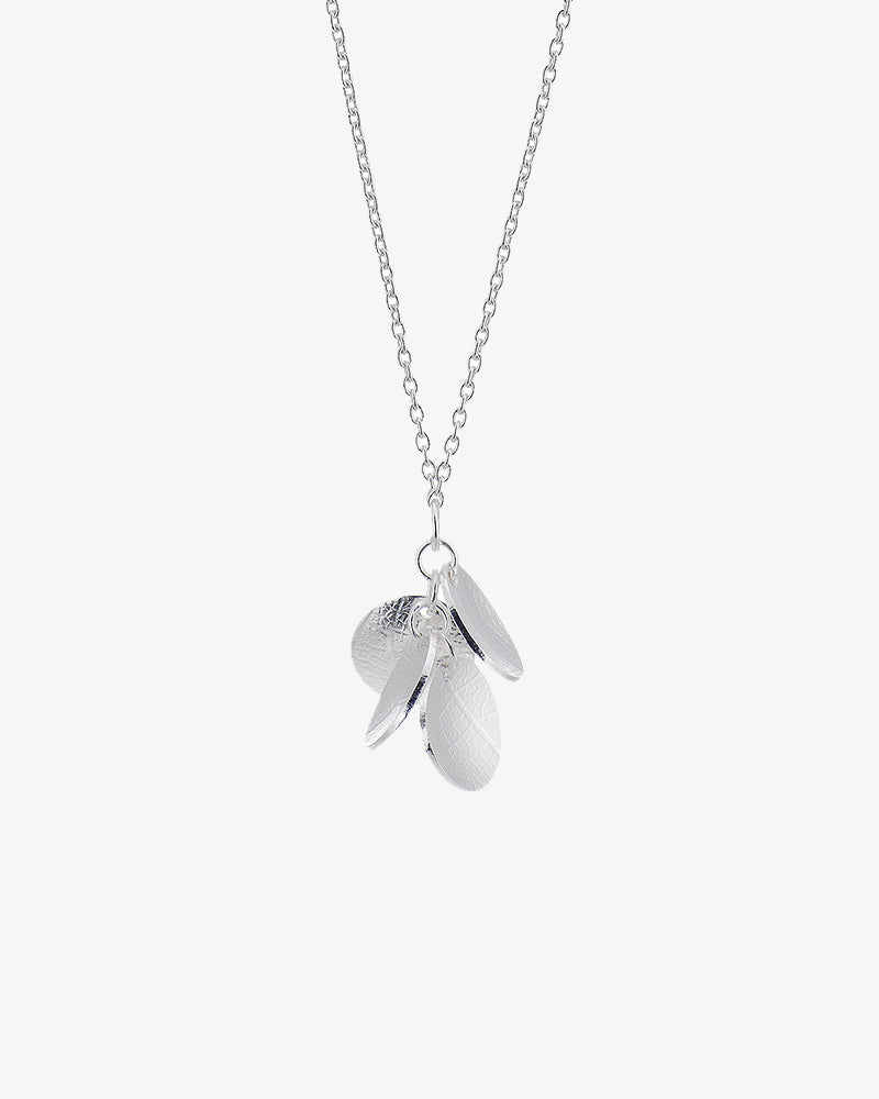 Leaf Mini Single Necklace