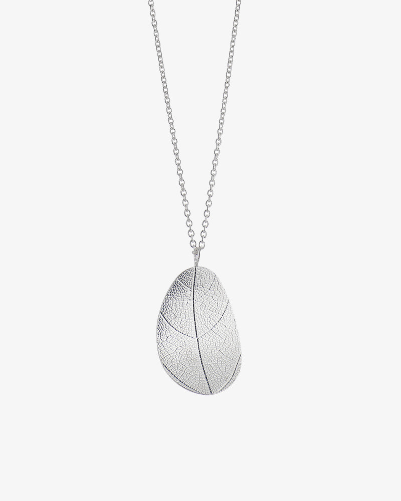 Leaf Necklace Long