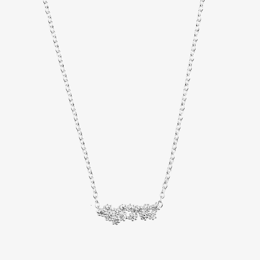 Milky Way Single Necklace Long
