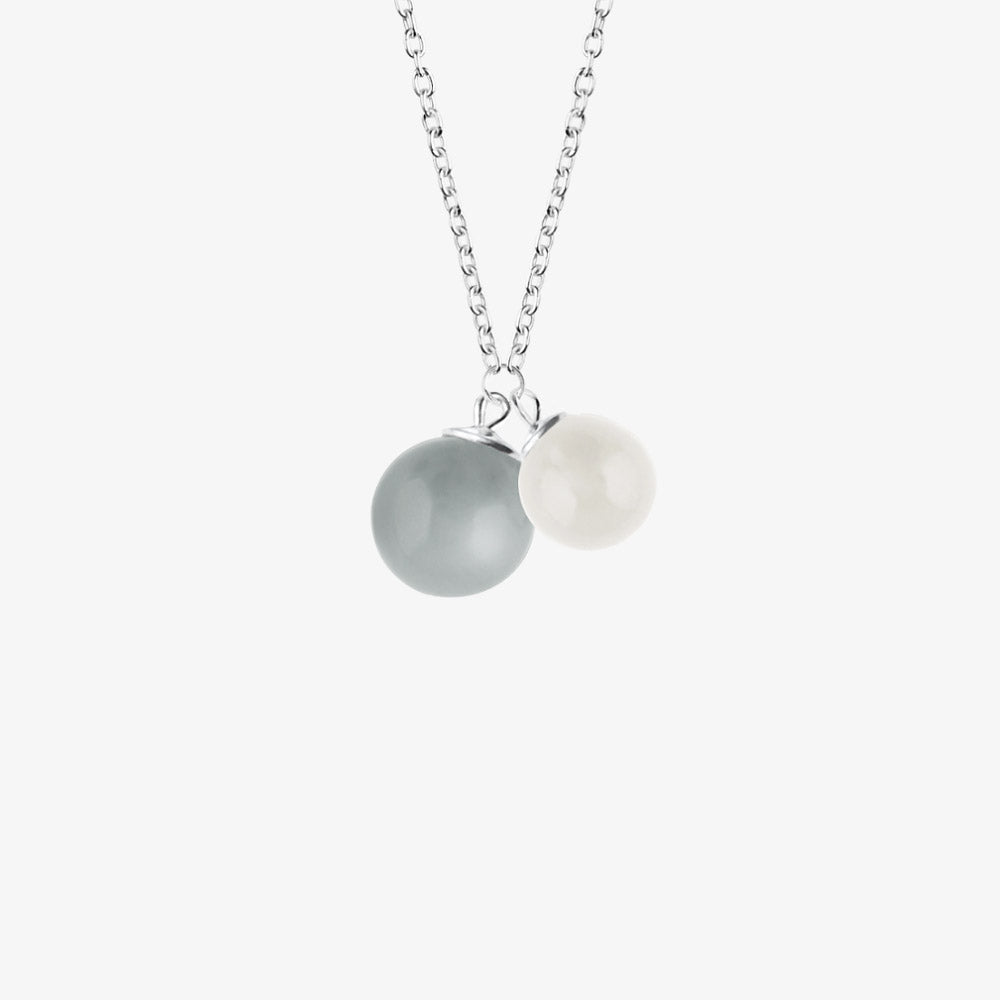 Moon Single Necklace