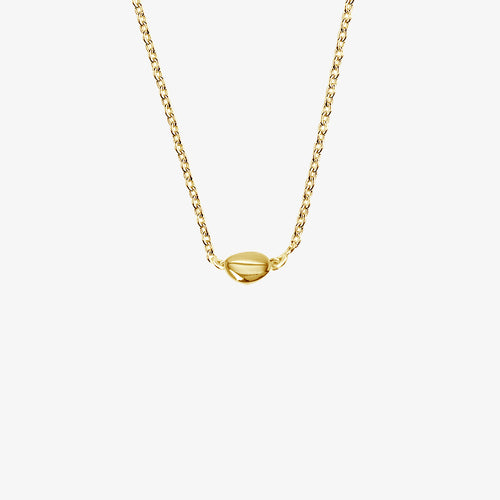 Morning Dew Petite Necklace Gold