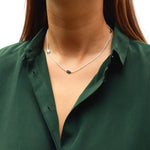 Morning Dew Necklace Short