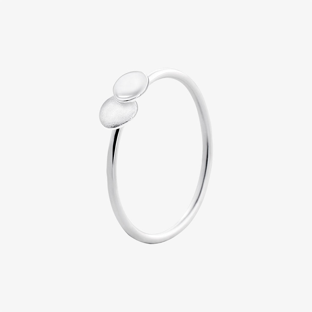 Rocky Shore Drop Ring