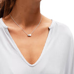 Rocky Shore Medium Single Necklace