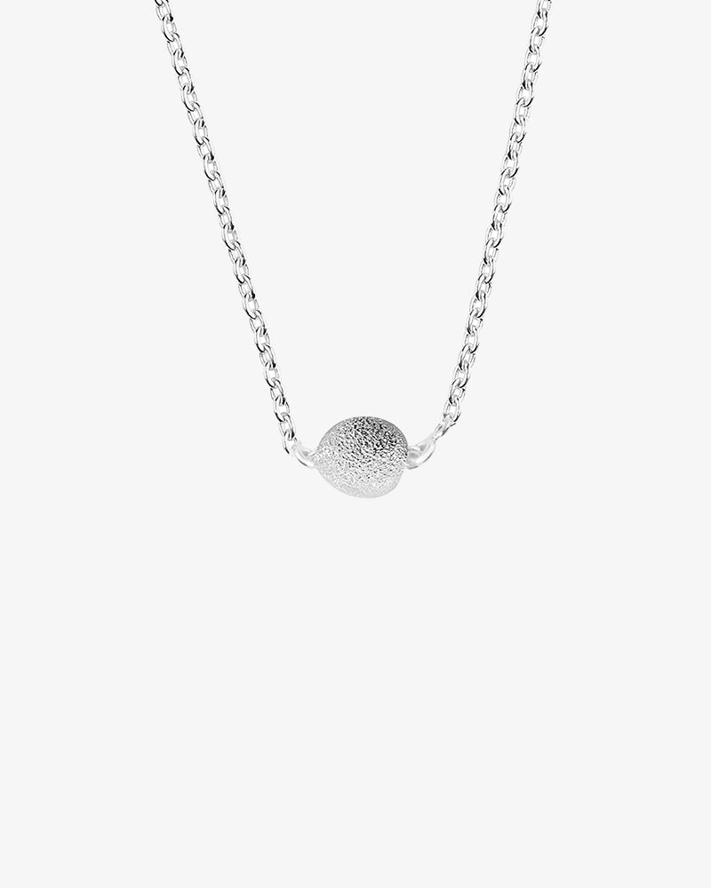 Stardust shine drop necklace