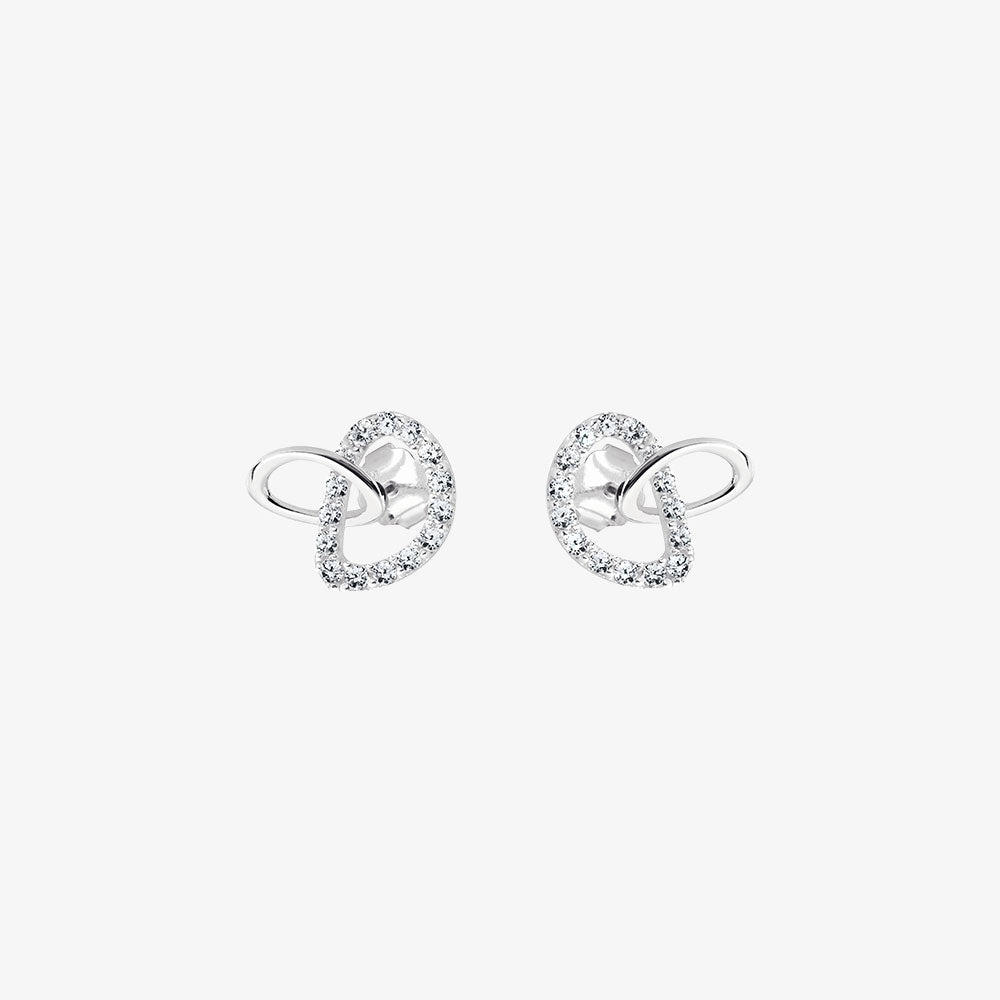 Together Drop Studs Diamonds