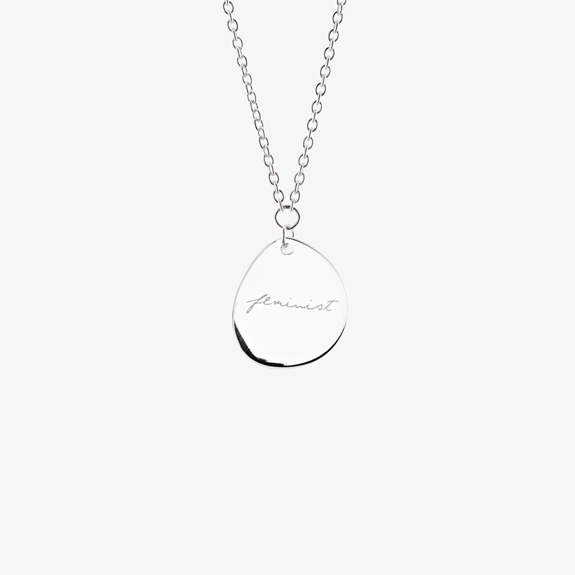 Women Unite Necklace Short