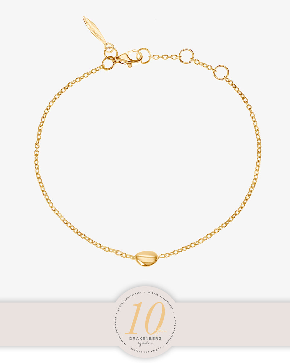 Morning Dew Petite Bracelet Gold