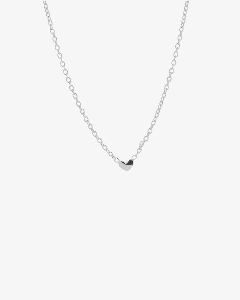 Loving Heart Drop Necklace