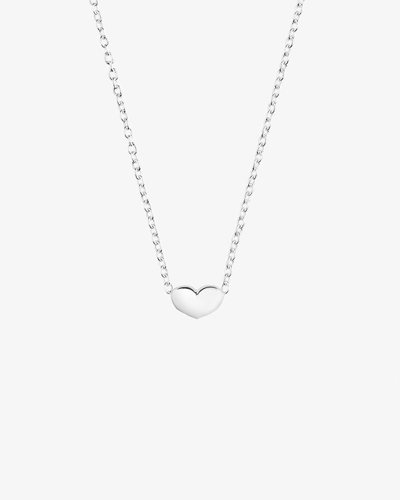 Loving Heart Medium Single Necklace