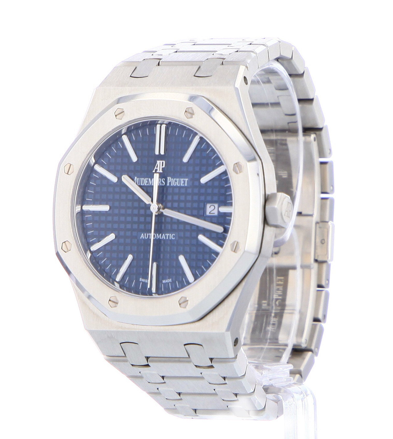 Royal Oak 15400 Blue Dial