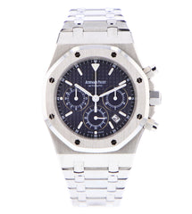 Royal Oak Chronograph Kasparov Blue Dial
