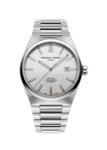 Frederique Constant Highlife COSC Blanche