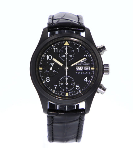 Pilot Chronograph Ceramic 3705