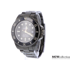 Rolex Deepsea Single Red Jacques Piccard 86ex