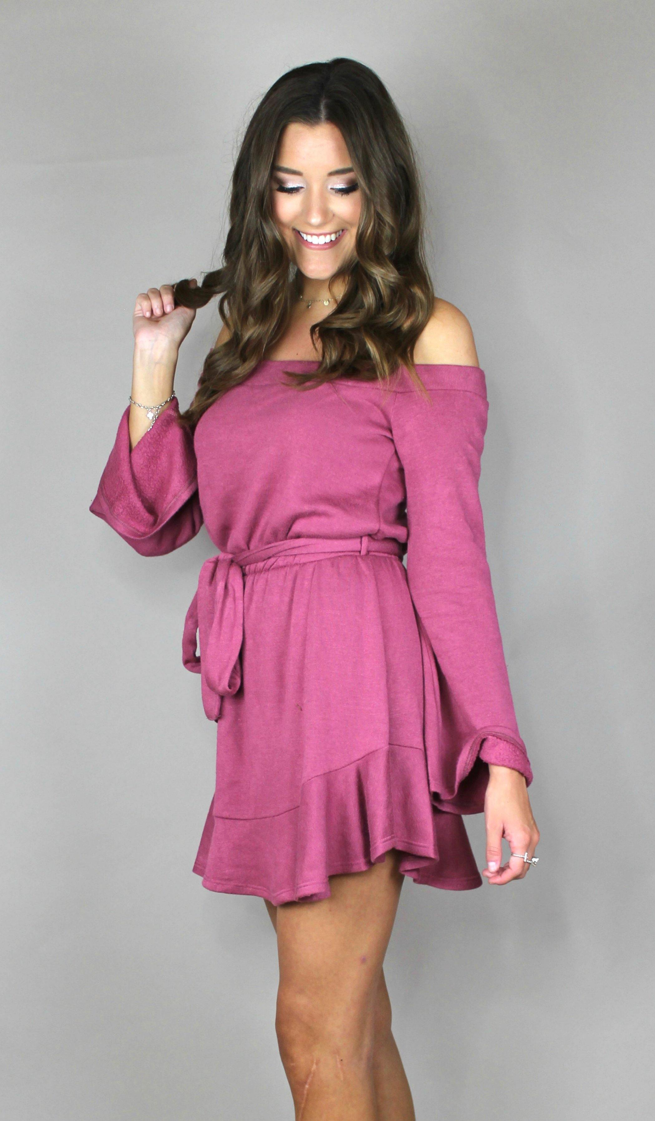 HAYDEN DRESS - elbie boutique, LLC